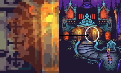 Le pixel art ou le pointillisme moderne for Tout prend son sens dans le miroir
