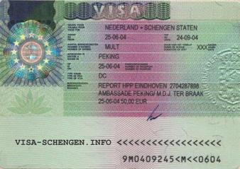 Bienvenue dans l'espace Schengen.