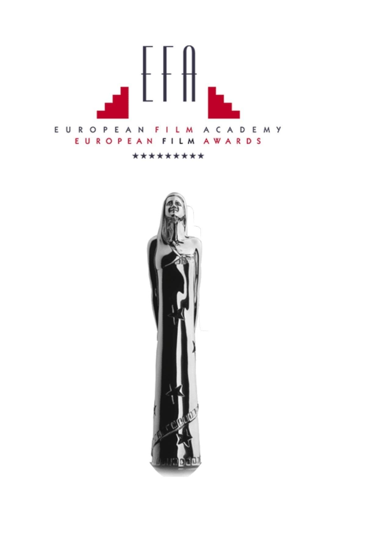 Affiche officielle de la cérémonie des films européens
