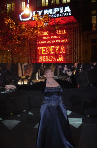 "TEREZA Késovija ""OLYMPIA 2007"""