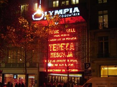 Tereza Késovija 2011... 16 novembre anniversaire 'Olympia'