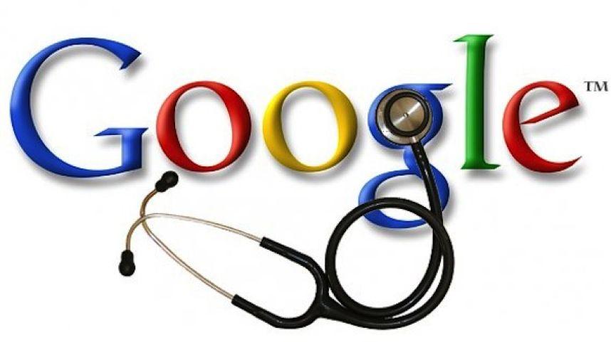 Pas de médecins dispo, heureusement Google est là...