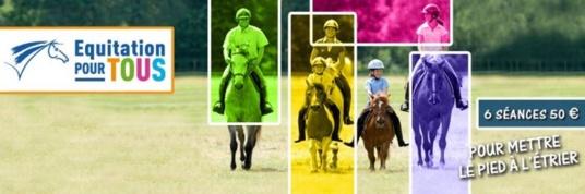 Equitation pour tous