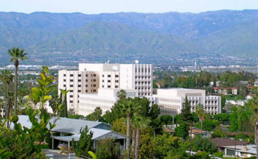 Le centre médical universitaire de Loma Linda. Photo (c) Persian Poet Gal