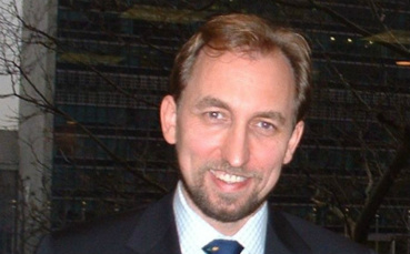 Zeid Ra'ad Al-Hussein. Photo (c) Wl219, English Wikipedia