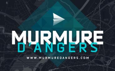 Logo du site Murmure d'Angers (c) Simon le Vreaux. Cliquez ici pour y accéder