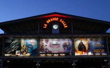 Comic Con Paris. Photo © Audrey Pariès
