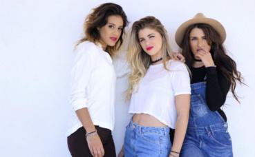"""Liberty Girls. Photo courtoisie (c) DR. Cliquez ici pour télécharger le titre """"Vivre plus fort"""""""