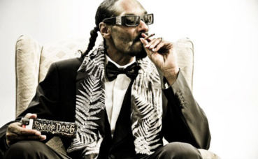 Snoop Dogg. Photo (c) Bob Bekian