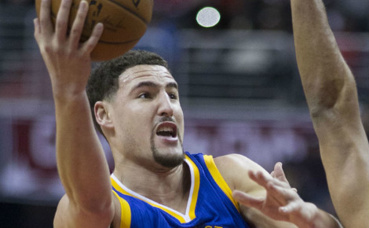 Klay Thompson. Photo (c) Keith Allison