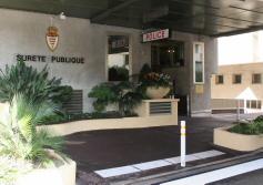 Aménagement de l'accueil des usagers de la Sûreté Publique