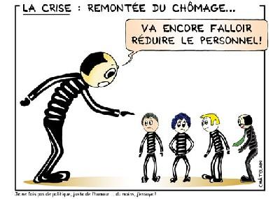 Le CHÔMAGE ...