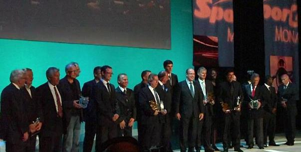 SPORTEL PODIUM D'OR GEORGES BERTELLOTTI 2008 - In English, en français