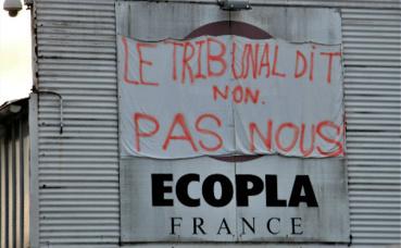 Entreprise Ecopla, à Saint-Vincent-de-Mercuze, le 20 décembre 2016. Photo (c) Anaïs Mariotti