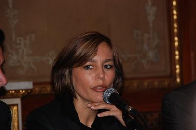 Sophie Duez en charge de la politique culturelle à Nice