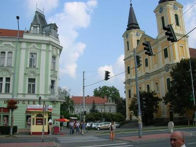 Zalaegerszeg, petite ville tranquille de la Hongrie juqu'il y a peu ! (wikipedia.org)
