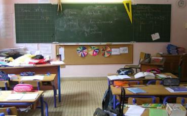 Ecole primaire en France. Photo (c) Clio