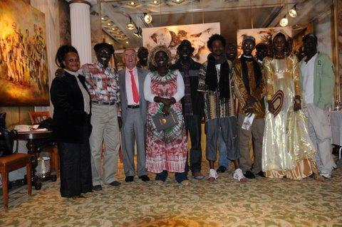 L'art africain est invité à Monaco par la Fondation Cuomo