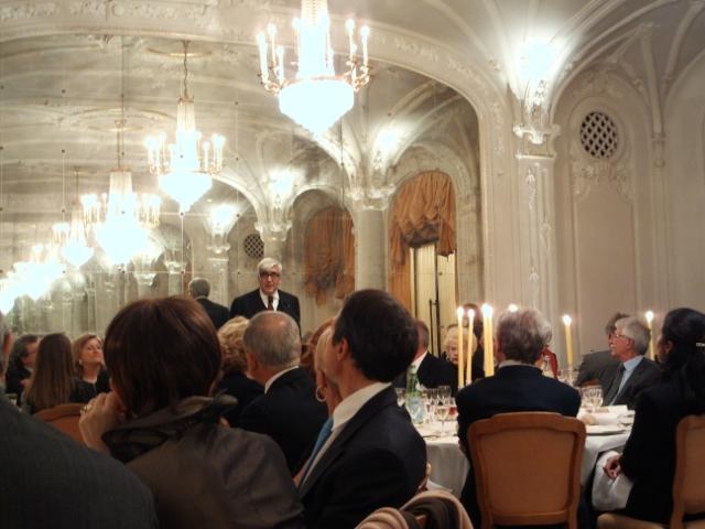 L'après-crise, dîner-débat à l'Hôtel Hermitage - Photo (c) CAP3D