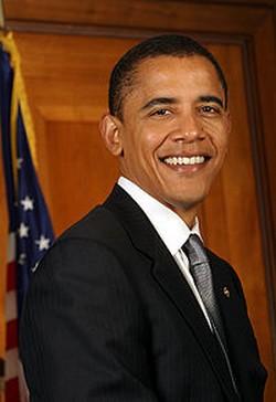 La victoire du démocrate Obama a semblé satisfaire toute la classe politique hongroise (wikipedia.org)