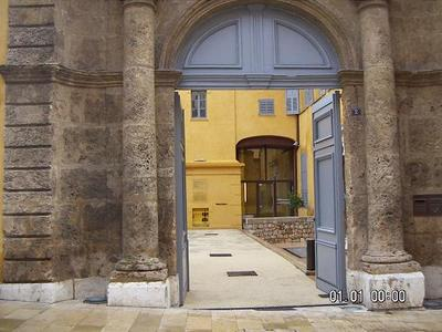 L'entrée du musée - Photo (c) Colette Dehalle