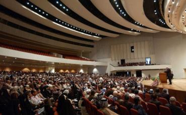 Parlement irakien. Photo (c) James Gordon.