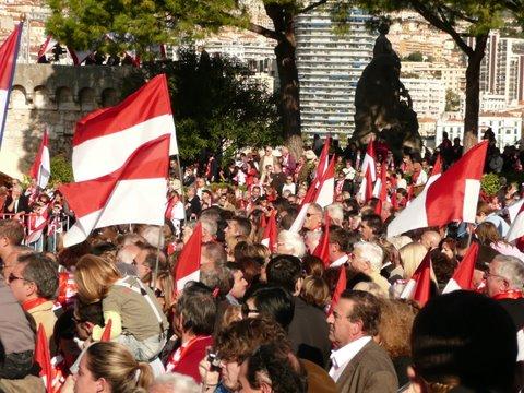 Fête Nationale 2008 - La fête du Prince à Monaco