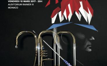 Affiche partielle du concert