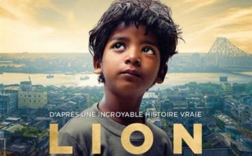 Affiche partielle du film.