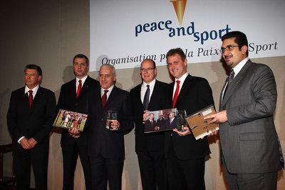 Les plus belles initiatives de réconciliation par le sport récompensées lors des Trophées Peace and Sport