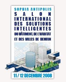 ImmoTIC DomoTIC Agora 2008: normalisation et convergence, les nouveaux enjeux prioritaires pour l'urbatique du futur