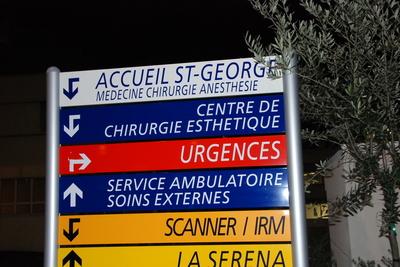 NICE - UN CENTRE DE CHIRURGIE ESTHETIQUE EST INAUGURE
