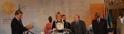 Conférence internationale pour la Solidarité Numérique