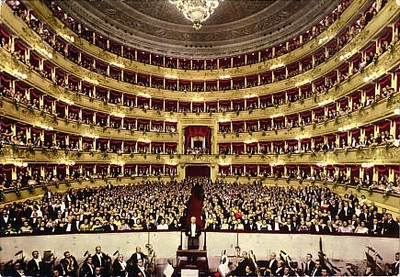 Milan en janvier