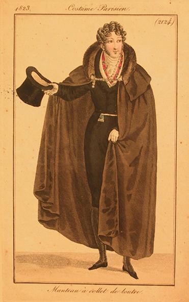 Costume de 1823