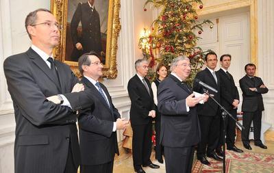 Le gouvernement princier - Photo (c) Charly Gallo CDP