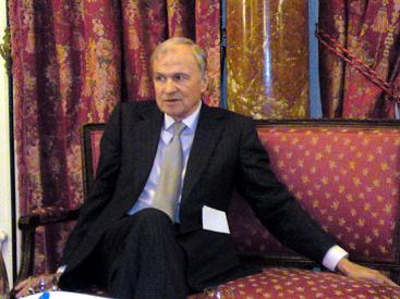 Claude Bébéar - Photo (c) CAP 3D