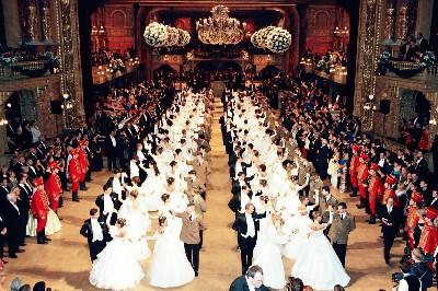 Bal de l'Opéra de Vienne