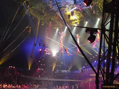FESTIVAL INTERNATIONAL DU CIRQUE - Gala d'ouverture