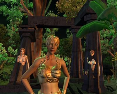 Clip vidéo 3D: Fransko, jardin secret