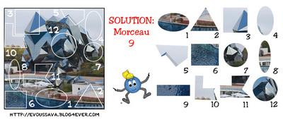 Solution JEU d'observation du 19 janvier 2009