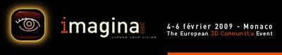 IMAGINA 2009 - Plus de 30% de surface, plus de 30% de participants