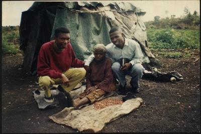 Les Pygmées en errance au Sud Kivu