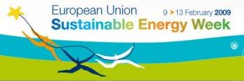 Semaine européenne de l'énergie durable