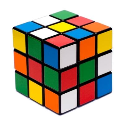 en attendant que le cube se transforme en sphère...