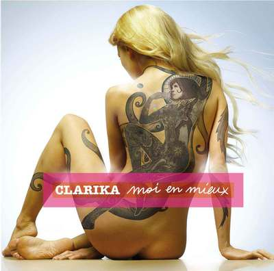 Clarika: Moi en mieux, son nouvel album