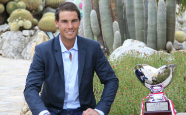 Rafael Nadal. Photo courtoisie (c) SMETT
