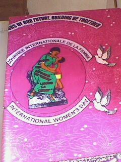LA JOURNEE INTERNATIONALE DE LA FEMME AU CAMEROUN : LES PREPARATIFS SONT LANCES