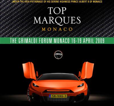 Top Marques Monaco: voyage dans le temps