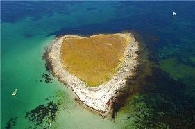 L'île aux sentiments : métaphore inspirante